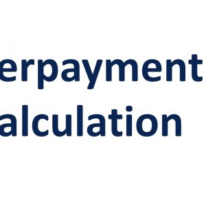 Overpayment Calculation